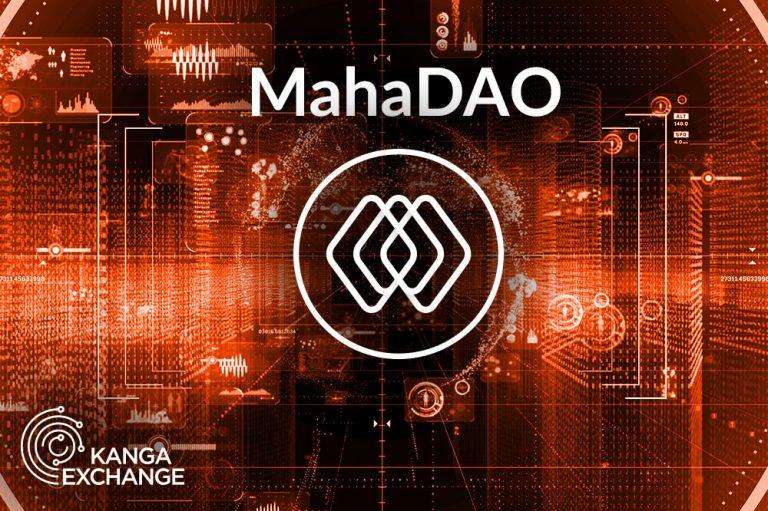 Nowy listing – MahaDAO!