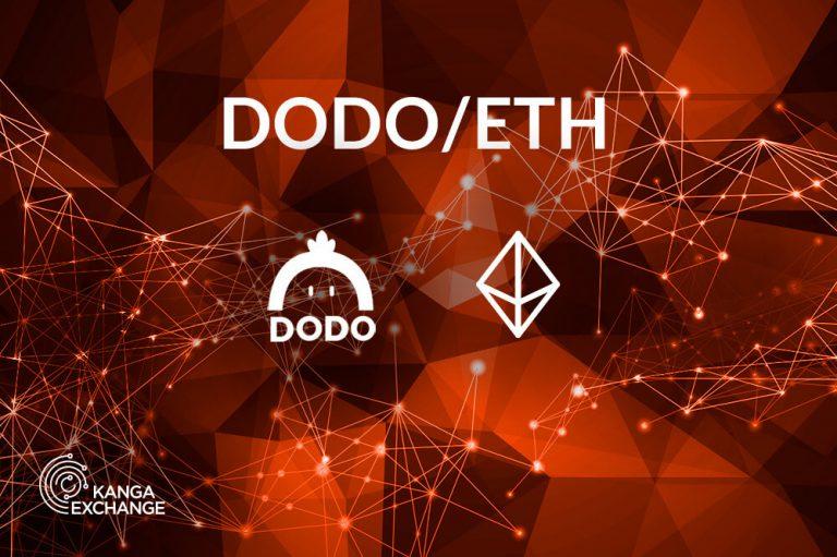 Nowy listing – token DODO